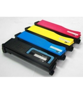 TK-540 KYOCERA pack 4 tóners compatibles Kyocera FS-C5100 TK-540 BK-C-M-Y