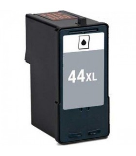 cartucho compatible LEXMARK Nº44XL 18Y0144E 21ML. Negro