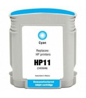 HP 11 CIAN cartucho compatible CIAN HP 11 C4836A