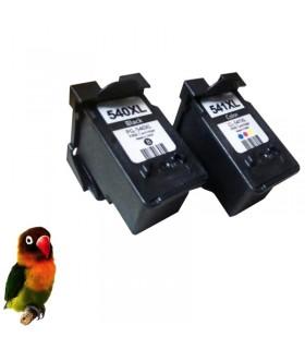 PACK 2 TINTAS CANON PG540XL + CL541XL