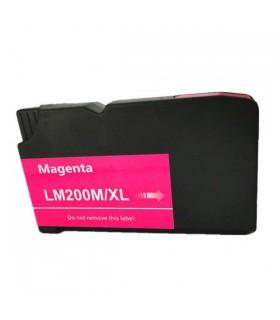 LEXMARK 200XL MAGENTA cartucho de tinta compatible Lexmark 200XL Magenta 14L0199