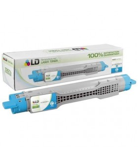 toner compatible Xerox Phaser 6250 cián