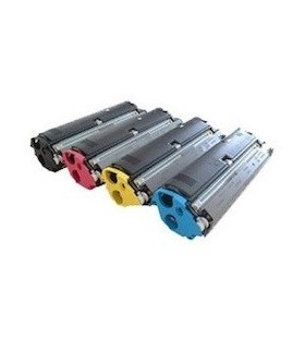 pack 4 toners compatibles Epson Aculaser C900 / C1900