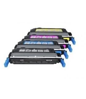 Q5950/1/2/3 HP pack 4 toners compatibles HP Q5950A-Q5951A-Q5952A-Q5953