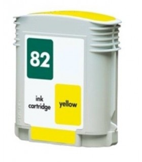 Cartucho compatible amarillo HP 82 69 ml Designjet 500 Designjet 800/815/820