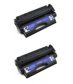 Q2624X HP pack 2 Toner HP Q2624X compatible HP Laserjet 1150/1150
