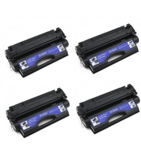 pack 4 Toner HP Q2624X compatible HP Laserjet 1150/1150