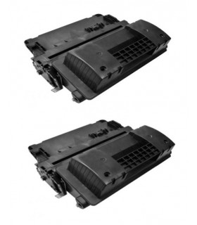 HP CE390X  pack 2 tóner compatible 24000C. ENTERPRISE/600 M602N LASERJET M/4555MFP