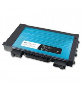 CLP-510 SAMSUNG Toner CIAN compatible CLP-510 / CLP-511 / CLP-515