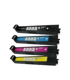 PACK 4 TONERS HP CB380A/CB390 - CB381A-CB382A-CB383A compatibles