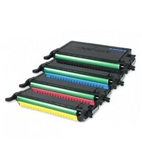 DELL 2145 pack 4 Toner Compatibles (bk-c-m-y)