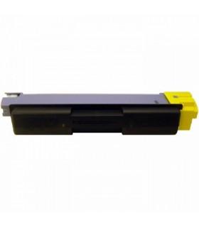 TK-580Y AMARILLO Kyocera toner compatible FS-C5150DN