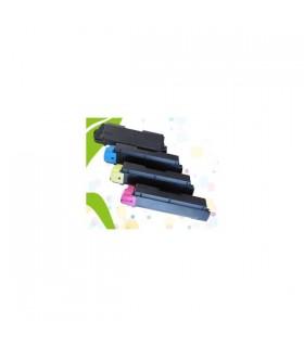 TK-8600 PACK 4 Toner Compatibles (BK-C-M-Y) Kyocera para FS-C8600 / FS-C8650