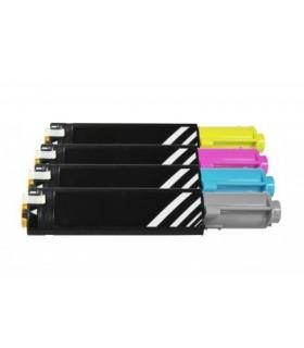 EPSON Aculaser CX21 PACK 4 toner compatibles (BK-C-M-Y)
