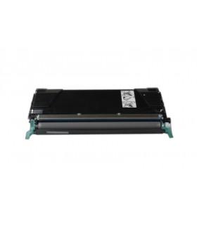 C734 / C736 / X734 / X736 / X738 NEGRO LEXMARK toner compatible