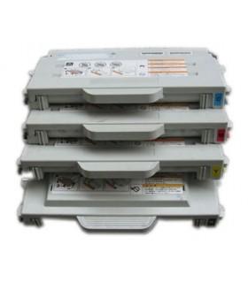 C510 / C510n / C510dtn LEXMARK PACK 4 toner (bk-c-m-y) compatibles