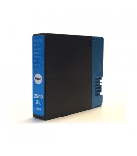 PGI-2500XL-C CIÁN cartucho compatible Canon  iB4000 / ib4050 / MB5000 / MB5050 / MB5300 / MB5350