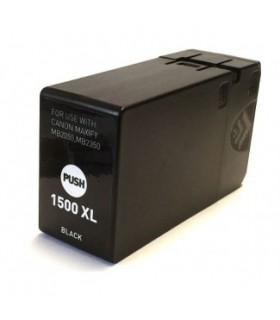 PGI-1500XL-BK NEGRO tinta compatible Canon Maxify MB2000 / MB2050 / MB2300 / MB2350