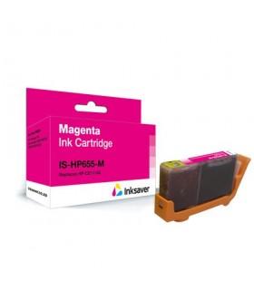 HP 655 MAGENTA cartucho compatible CZ111AE
