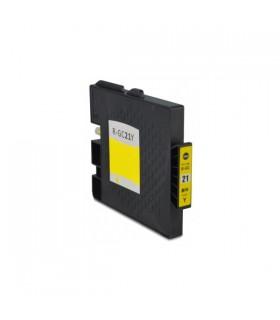 RICOH GC21Y  AMARILLO cartucho de tinta compatible  405535