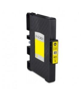 GC41 AMARILLO RICOH cartucho gel compatible 405768/405764
