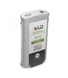 HP 70 NEGRO MATE C9448A compatible Designjet Z2100 Z3100 Z3200 Z5200 Z5400