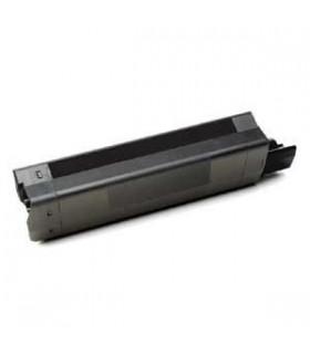 tóner compatible OKI C5850/5950/MC560 NEGRO 8000C.