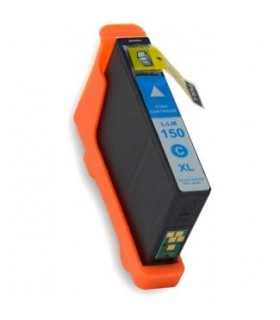 LEXMARK 150XL CIAN cartucho cián compatible alta capacidad Lexmark 150XL