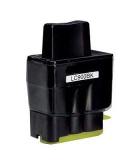 LC900BK NEGRO BROTHER cartucho compatible