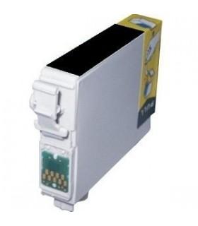 EPSON T0711 negro compatible epson d120/d78/d92/dx4000/dx4050/dx440 T0711 11ml