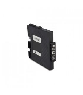 GC31K NEGRO Ricoh tinta gel compatible 405688