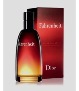 Fahrenheit by dior eau de toilette vaporizador 50 ml