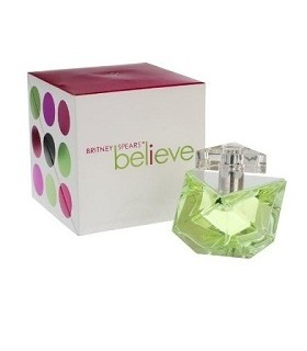 Believe eau de parfum spray 50ml - britney spears