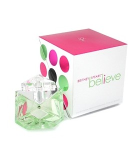 Believe eau de parfum vaporizador 30ml by britney spears