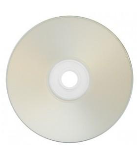 Mediarange cd-r 700 mb Silver Printable tarrina 100