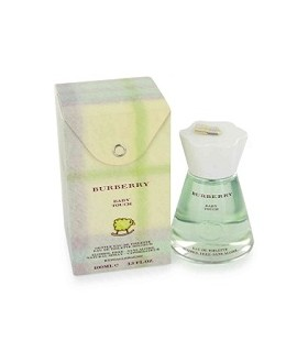 BABY TOUCH eau de toilette vaporizador alcohol free 100 ml - BURBERRY