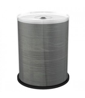 CD-R 700 MB Media Range Fullsize Inkjet Printable 52x velocidad 100 unidades (Cakebox