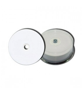 BD-R SL 25GB 4X Mediarange Professional Line Fullsurface InkJet printable 25 uds