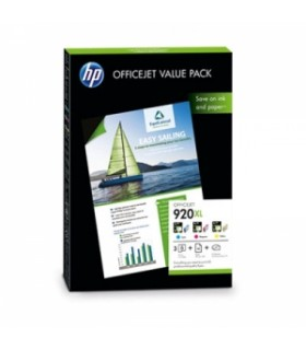 Value Pack HP 920XL Officejet 50 hojas/A4/210 x 297 mm CH081AE