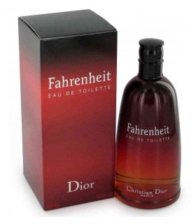 Fahrenheit by dior eau de toilette  200 ml
