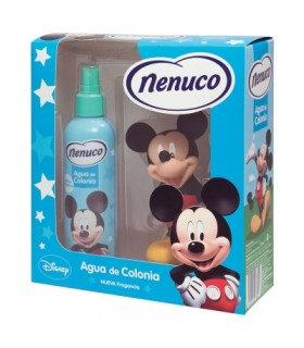Estuche NENUCO Mickey 175 ml + figura Mickey