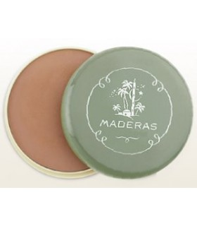 Maquillaje Maderas Polvo Crema 4 Trigueño