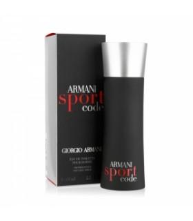 Armani CODE SPORT eau de toilette de 75 ML