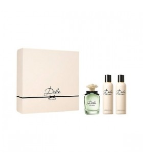 Dolce & Gabbana  Estuche DOLCE  Eau de Parfum 75 ml + Body Lotion 100 ml + Gel 100 ml