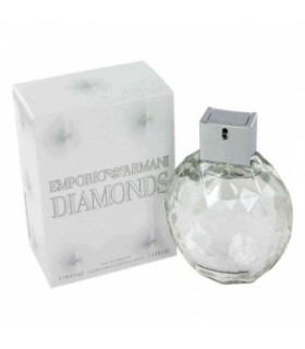 Emporio Diamonds eau de parfum 100 ml  - Emporio Armani