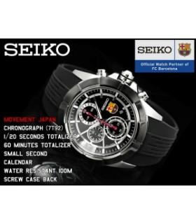 SEIKO LORD SNDE81P1 FC BARCELONA SPECIAL EDITION