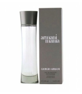 Giorgio Armani Mania For Men Eau De Toilette 100ml