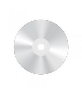 DVD+R 16x Mediarange FullFace Printable Silver tarrina 25 uds