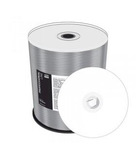 CD-R 52x Diamant Waterguard Inkjet FULLFACE Mediarange 100 uds