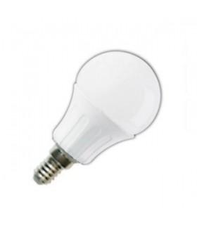 Bombilla LED Bajo Consumo 9W 6400K E14 (720lum) Serie A5-A60